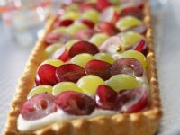 Fruited Mascarpone Pastry recipe