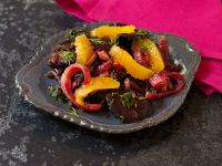 Beetroot and Orange Salad recipe