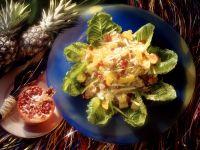 Fruity Chicken Rice Salad recipe