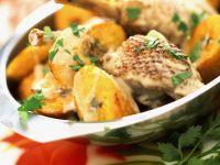 Fruity Chicken Stew recipe