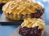 Fruity Lattice Tarts recipe