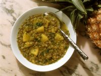 Fruity Lentil Soup