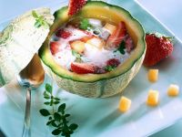 Fruity Melon Soup recipe