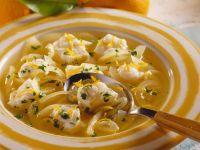 Fruity Monkfish Soup recipe