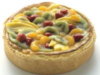 Fruity Pastry Tart recipe
