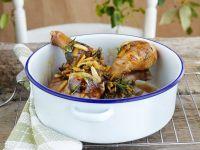 Fruity Pot-roasted Chicken recipe