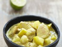 Fruity, Spiced Chicken Bowl recipe