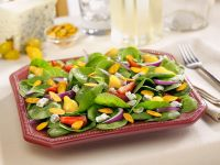Fruity Spinach Salad recipe