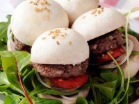 Funghi Sliders recipe