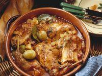 Game Meat Casserole recipe