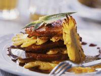 Gammon and Pineapple recipe