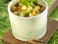 Garbanzo Bean Broth recipe