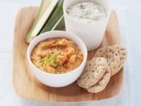 Garbanzo Bean Spread recipe