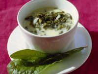 Garden Herb Soup recipe