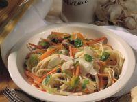 Garlic Spaghetti recipe