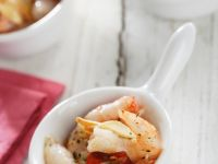 Garlicky Spicy Shrimp recipe
