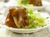 Poultry aspic Recipes