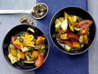 Vegetable garnish Recipes