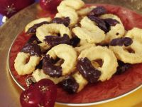 German Christmas Cookies (Spritzgebäck) recipe