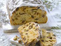 German Fruit Loaf Bread recipe