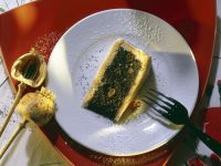 German Poppy Seed Cake recipe