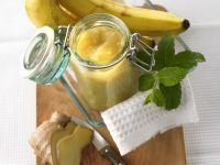 Ginger and Banana Jam recipe