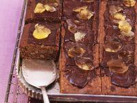 Ginger Brownies recipe
