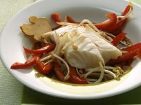 Ginger Fish Fillet with Beansprouts recipe