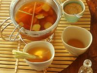 Ginger Tea with Lemongrass recipe
