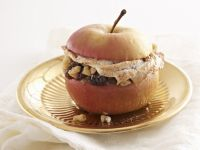 Gingerbread Baked Apple recipe