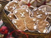 Gingerbread Bear recipe