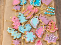 Gingerbread Cookie Christmas Ornaments recipe