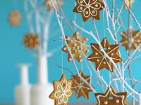 Gingerbread Cookie Ornaments recipe