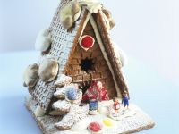 Gingerbread House recipe