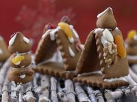 Gingerbread House Cookies recipe