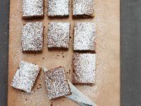 Gingerbread Spiced Chocolate Cake recipe