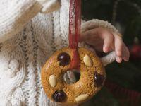 Gingerbread Tree Ornaments recipe