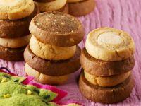 Gingerbread with Marzipan recipe