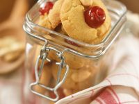 Glace Fruit Cookies recipe