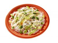 Glass Noodles with Zucchini recipe