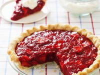 Glazed Berry Pie recipe