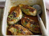 Glazed Chicken Bake recipe