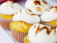 Glazed Citrus Cakes recipe