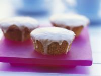 Glazed Citrus Muffins recipe