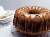 Glazed Coffee Bundt Cake recipe