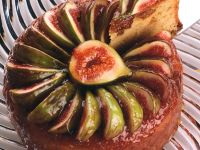 Glazed Fig Cake recipe
