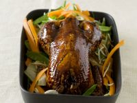 Glazed Japanese Roast Chicken recipe