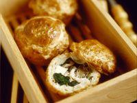 Glazed Pasty Pies recipe