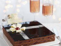 Celiac-friendly Black Forest Slice recipe