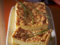 Gluten Free Cheese and Parsnip Cake recipe